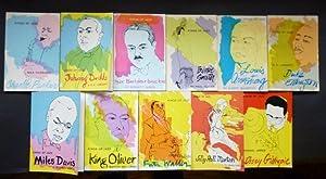 Kings of Jazz Series, Complete Set of: Lambert, G. E,