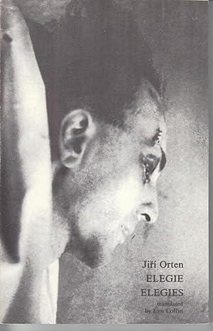 Elegie Elegies: Orten, Jiri