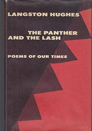 The Panther and the Lash. Poems of: Hughes, Langston