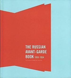 The Russian Avant-Garde Book 1910-1934.: Margit Rowell &