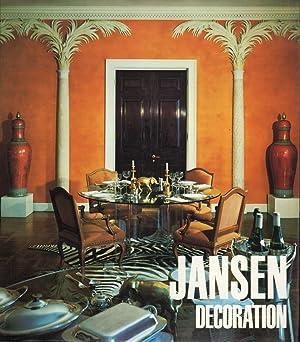 Jansen Decoration.: JANSEN] Edited by