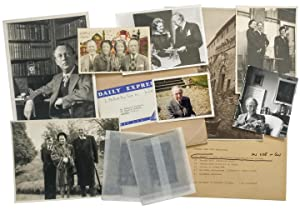 A Collection of Photographs of Sacheverell Sitwell and his Family, collected by his son Francis S...