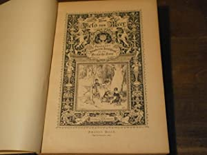 spemann 39 s illustrirte zeitschrift f r das deutsche haus april bis september 1889 von vom fels. Black Bedroom Furniture Sets. Home Design Ideas