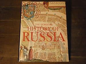 The Horizon History of Russia. Hrsg. vom: RUSSLAND.- GREY, Ian: