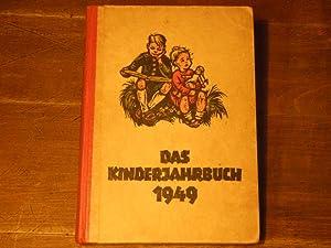 DAS KINDERJAHRBUCH 1949.-