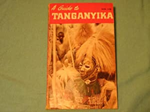 THE TANGANYIKA GUIDE.- 1959.