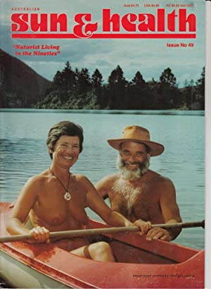 Issue No 49. Naturist Living in the: FKK.- AUSTRALIAN SUNSHINE