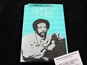 Quincy Jones. Selected Discography by Tony Middleton.
