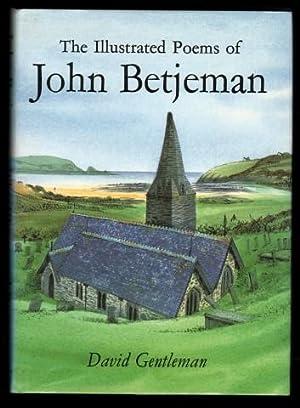 The Illustrated Poems of John Betjeman. With: BETJEMAN, John and