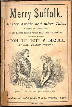 Merry Suffolk : Master Archie and other: FISON, LOIS A.