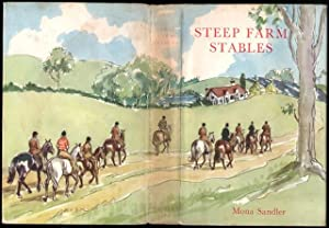 Steep Farm Stables. (Illustrated by Sheila Rose).