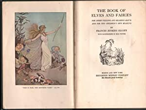 The Book of Elves and Fairies. (With: OLCOTT, Frances Jenkins.: