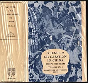science and civilisation in china volume 4 pdf