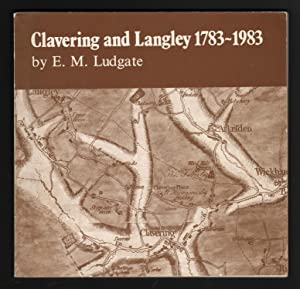 Clavering and Langley 1783-1983.: LUDGATE, Eileen M.: