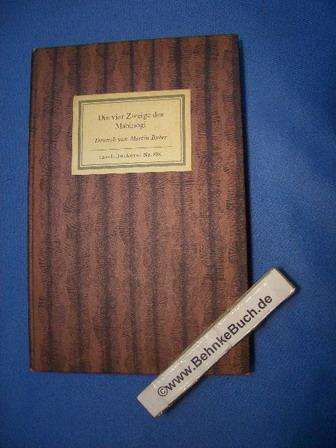 Die vier Zweige des Mabinogi : Ein keltisches Sagenbuch. Dt. von Martin Buber, Inselbücherei ; Nr. 886