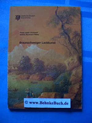 Führer durch die Schausammlung Braunschweiger Lackkunst. Städtisches: Spies, Gerd [Hrsg.],
