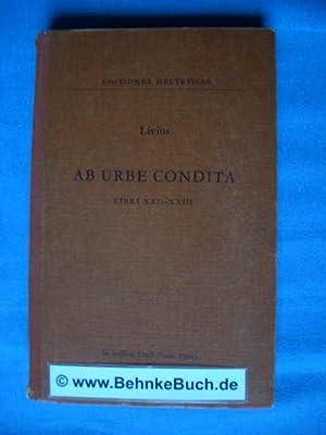 Titi Livi Ab urbe condita libri XXI: Meyer, Gustav und