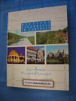 Landkreis Hameln-Pyrmont. hrsg. in Zusammenarbeit mit der: Krauß, Hans-Jürgen.
