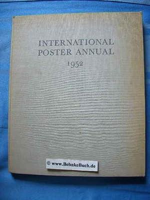 International Poster Annual '52 (1952).: Allner, W.H.