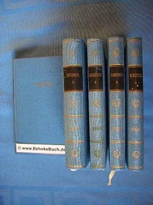 Heines Werke in fünf Bänden. 1 Band: Heine, Heinrich.