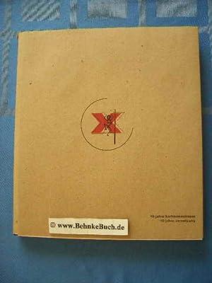 10 Jahre Hartmannstrasse 45 - 10 Jahre Vernetzung.: Wilhelm, Eleonore [Hrsg.].