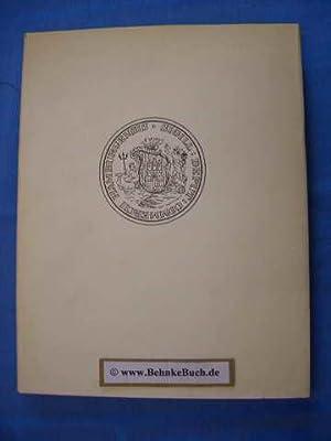 Dokumente zur Geschichte der Handelskammer Hamburg. [Gottfried: Klein, Gottfried.
