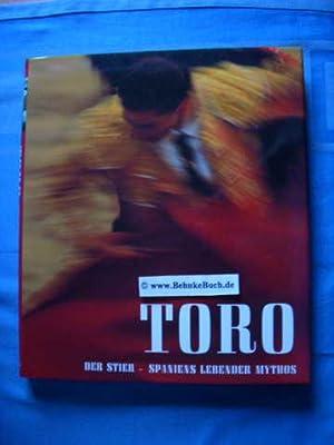 Toro : der Stier - Spaniens lebender: Vidal, Joaquín.