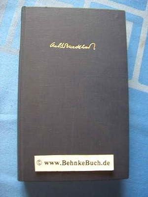 Porträts und Begegnungen. Gesammelte Werke. / Carl: Burckhardt, Carl Jacob.