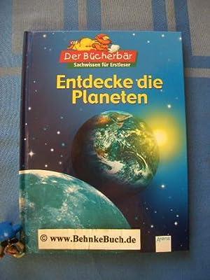 Entdecke die Planeten. Gestaltung von Zoe Wray.: Turnbull, Stephanie, Kuo