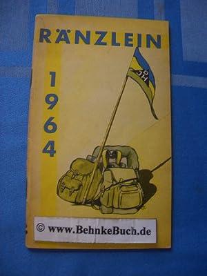 Ränzlein 1964 Ein Jahrbuch für unsere Jugend: Mau, Ilse.