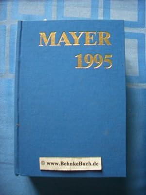 Mayer. Le livre international des ventes :