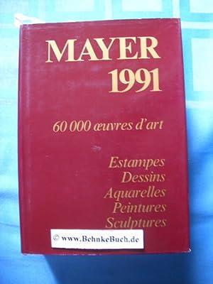 Mayer. Le livre international des ventes 1991