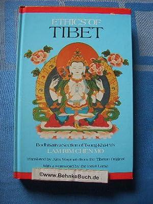 Ethics of Tibet: Bodhisattva Section of Tsong-Kha-Pa's: Wayman, Alex.