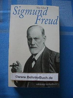 Sigmund Freud : Leben und Sterben. Aus: Schur, Max.