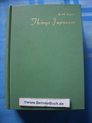 Mock Joya's Things Japanese.: Joya, Mock.