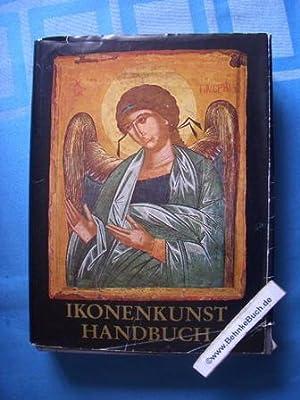 Handbuch der Ikonenkunst. [Text von. Hrsg. vom: Rothemund, Boris.