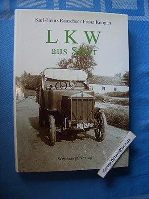 LKW aus Steyr. Text: Karl-Heinz Rauscher. Bildzsstellung: Knogler, Franz (Hrsg.)