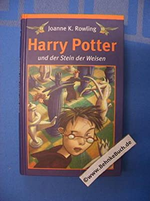 Harry Potter und der Stein der Weisen.: Rowling, Joanne. K.