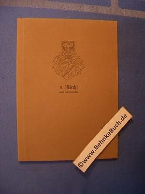 Genealogisches Handbuch der adeligen Häuser. Adelige Häuser: Hueck, Walter von.