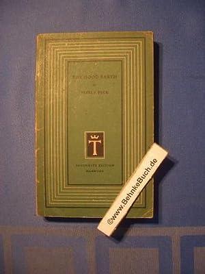 Good Earth Pearl S Buck Ebook
