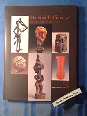Material Differences: Art and Identity in Africa (ETHNOGRAPHIE AFRIQUE)