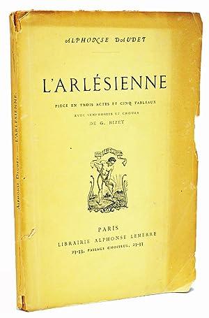 L'Arlesienne: Alphonse Daudet