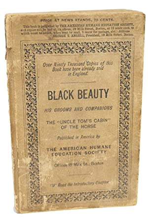 Black Beauty: Anna Sewell