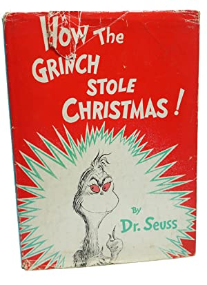How the Grinch Stole Christmas: Dr. Seuss
