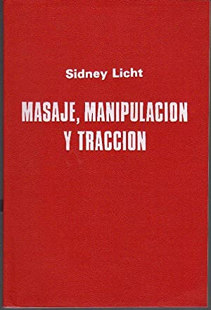 Masaje, manipulación y tracción: Licht, Sidney