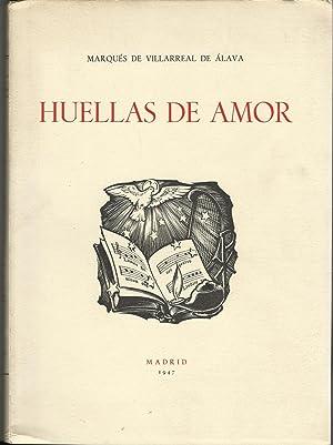 HUELLAS DE AMOR: VILLARREAL DE ÁLAVA,