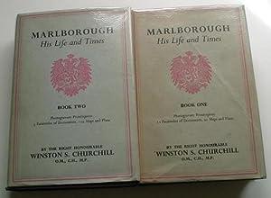 MARLBOROUGH. His life and times.: CHURCHILL. WINSTON. S.;