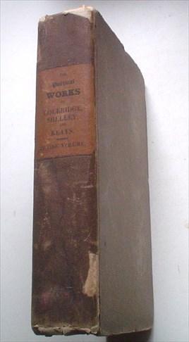 THE POETICAL WORKS OF COLERIDGE, SHELLEY, AND: COLERIDGE. SAMUEL TAYLOR.