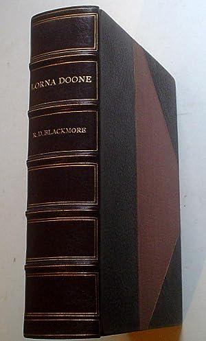 LORNA DOONE. A Romance of Exmoor. The: BLACKMORE. R. D.