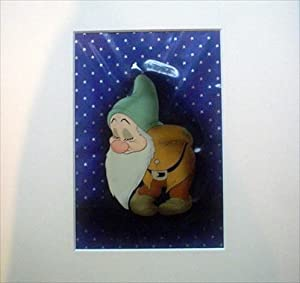ORIGINAL HAND PAINTED FILM ANIMATION CELL OF: DISNEY. WALT.